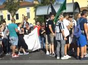 """Video. Juve vince sesto scudetto tifosi cantano """"Vesuvio, lavali fuoco"""""""