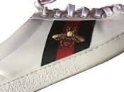 Sneakers bianche:must-have della primavera 2017!