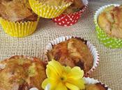 Muffin Zucchine Casciotta d'Urbino senza glutine