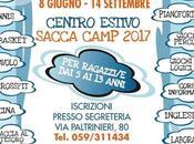 Sacca Camp alla Polisportiva Modena
