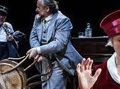 Play Strindberg Friedrich Dürrenmatt. Teatro Eliseo, maggio 2017