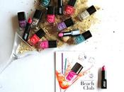Beach Club Collection Cosmetics, estate punta dita!