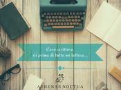 Caro scrittore, prima tutto lettore...