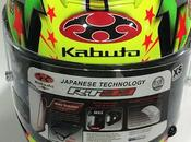 OGK-Kabuto RT-33 M.Canducci 2017 Bargy Design