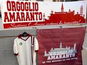 Orgoglio Amaranto, Maggio ''la mattinata tifoso''. Tifosi all'opera ripulire centro sportivo Caselle