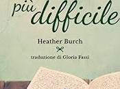 "Anteprima: STRADA DIFFICILE"" Heather Burch"