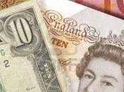 Sterlina nuovo sotto stress mercati valutari. Brexit colpisce