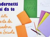 Riciclare carta quaderni: Quadernetti
