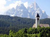 itinerari fare Austria bicicletta, bello pedalare