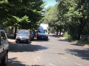 Video. luogo dell'incidente Colli Portuensi giorni dopo