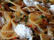 Farfalle Integrali Patate Crema Peperoni