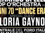 Gerardo Lella O'rchestra Gloria Gaynor Centrale Foro Italico