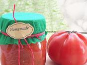Passata pomodoro homemade