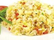 riso giallo pesce