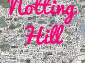 passeggio Notting Hill: itinerario, mappa curiosità