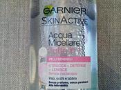 Garnier acqua micellare pelli sensibili