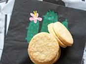 Biscotti pasta frolla allo zenzero Ginger shortbread cookies recipe