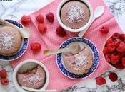 Tortini Lamponi Cuore Morbido Cioccolato Bianco