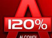 Alcohol 120% Download: Software backup copia masterizzazione supporti ottici MULTILANG