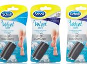 Scholl Velvet Smooth piedi lisci morbidi, prova sandali senza problemi!