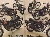Vintage Brochures: Triumph 1974 (Usa)
