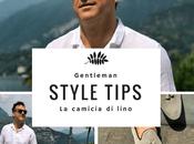 Camicia lino: style tips come indossarla interpretarla