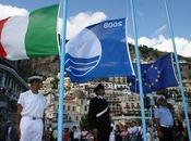 Apertura lido Positano conferimento della bandiera blu, inizia l'estate positanese!