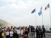 Positano città mare bambini: giugno festeggiano Bandiere Verde 2017