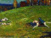 cavaliere azzurro, Wasilij Kandinskij