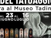 L'arte tatuaggio mostra alla Casa Museo Spazio Tadini