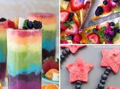 Idee presentare frutta bambini