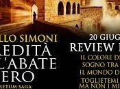 [Review Party] L'eredità dell'abate nero (Secretum Saga Marcello Simoni