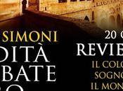 """Review Party """"L'eredità dell'abate nero"""" Marcello Simoni"""