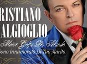 """CRISTIANO MALGIOGLIO: venerdì giugno radio nuovo singolo-tormentone MAIOR GOLPE MUNDO SONO INNAMORATO MARITO)"""""""