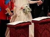 Alcune foto matrimonio Principe William Kate