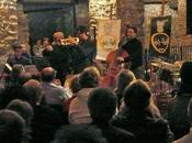 Concerto primo maggio Jazz Club Bergamo... quando tromba Giovanni Falzone incontra quella Sergio Orlandi...