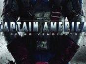 Nuova entry della Marvel Capitan America