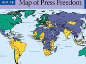 Libertà stampa: Messico Italia bocciati