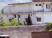 Entriamo nell'ultima residenza Osama Laden. FOTO