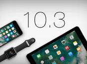 Apple rilascia 10.3.3 beta agli sviluppatori