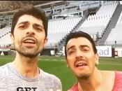 """Video. Gigi Ross cantano """"Quel ragazzo della curva allo Juventus Stadium"""