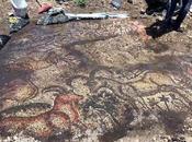 Turchia, scoperto mosaico 1600 anni