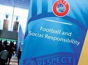 UEFA, incontro Nyon partner promuovono responsabilità sociale Europa