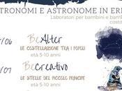 spasso stelle arriva Tolentino: laboratori astronomi erba anni