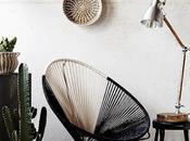 Acapulco chair: sono tornati anni