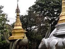 Bago: qualche foto farvi scoprire questo gioiello Myanmar