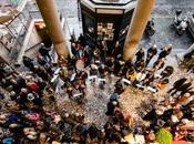 """giugno 2017 Danze Piazza Vittorio"""" Gatsby Cafè"""