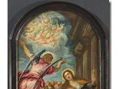 Tintoretto Bowie nella Casa-Museo Rubens