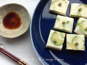 Tofu formaggio cremoso avocado