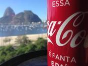 lattina Coca-Cola piena Fanta!
